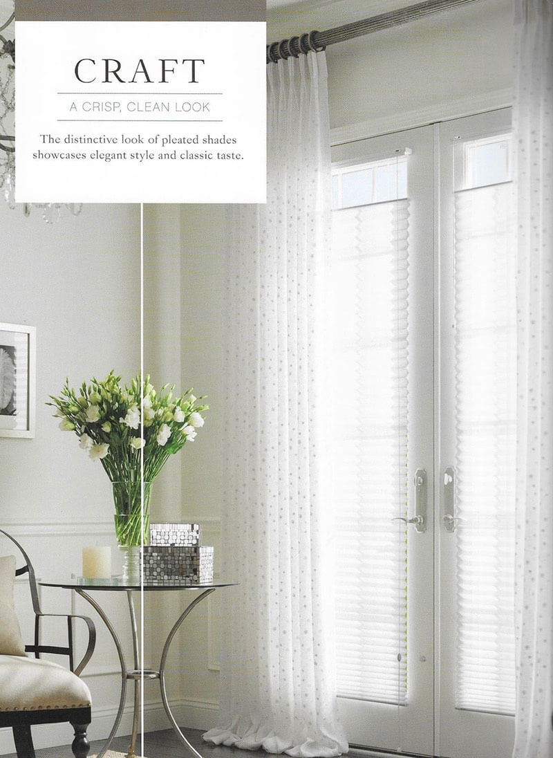 french doors with floor to ceiling sheer white curtains